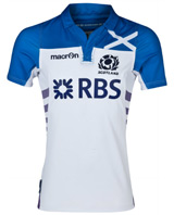 Scotland Rugby Away Pro Shirt 2013 2014