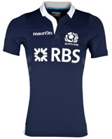 Scotland Rugby Home Pro Shirt 2013 2015