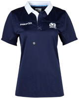 Scotland Rugby Home Shirt 2013 2015 Womens